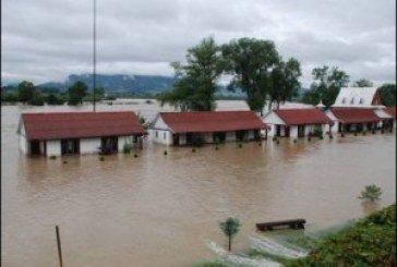 Катастрофічна повінь в Європі забрала вже дев'ять життів, а води прибуває все більше