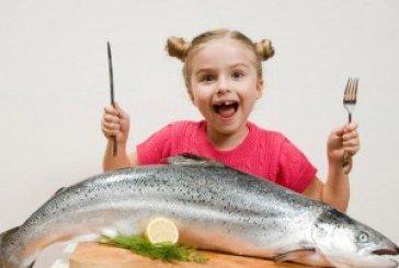 Дітям до року обов'язково треба давати рибу
