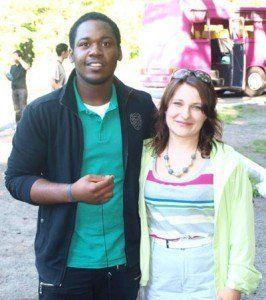 Африканський студент показав приклад українському прем'єру – вивчив солов'їну за півроку