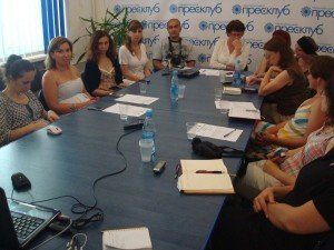 Тернопільські, львівські та закарпатські журналісти обговорили основні проблеми інтернет-журналістики