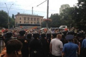 Українці більше не хочуть терпіти свавілля корумпованої міліції (ВІДЕО)