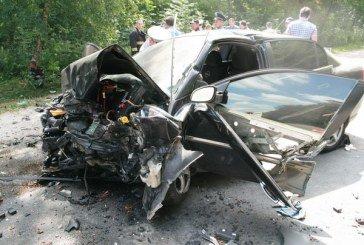 ДТП на Тернопільщині: одна людина загинула, четверо – травмовані