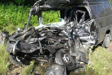 Аварія на Хмельниччині забрала життя 9 тернополян (ФОТО+ВІДЕО)