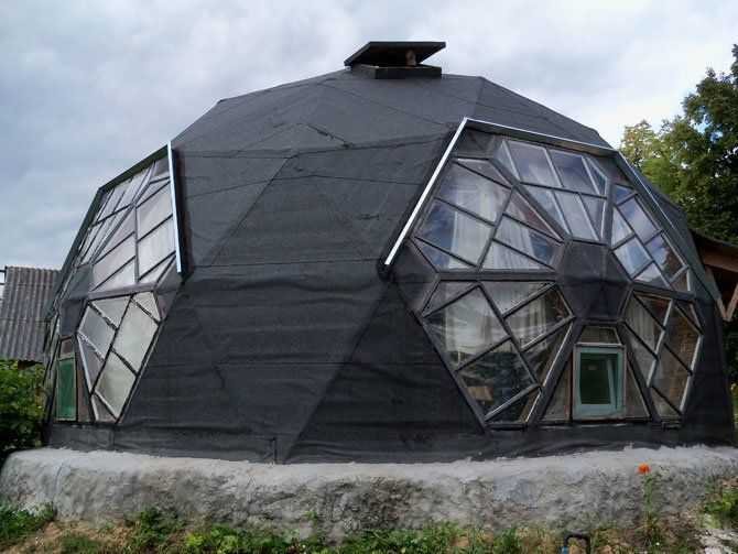 незвичний будинок