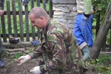 Останки солдатів австро-угорської армії знайшли на Тернопільщині