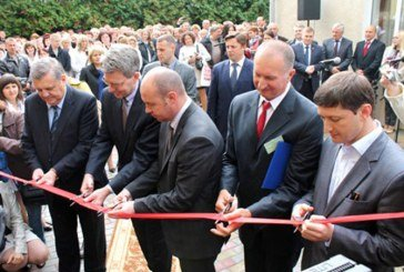 Посол США відкрив у Тернополі унікальну лабораторію за 15 млн. грн.
