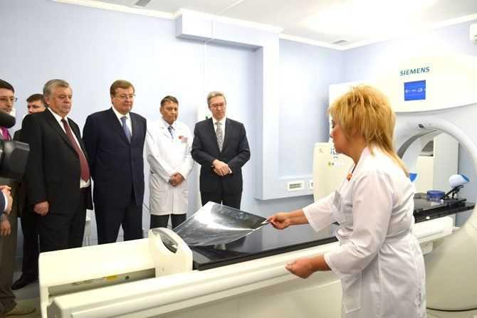 У онкодиспансері встановили новітнє обладнання