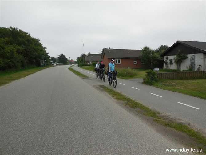 Данія: Ровер за ровером, за ровером ровер, а за тим ровером єще єден ровер...
