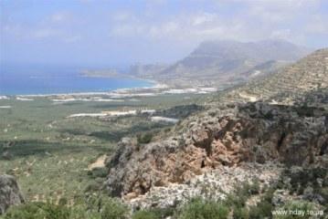 Туристом на Криті бути непогано, а от жити… Ні, я б там не жила