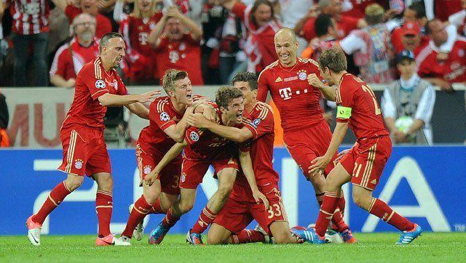 Суперкубок Європи. Новий трофей у скарбничку німецького гранда