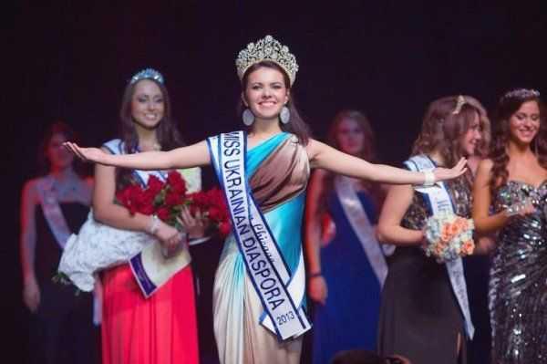 Тернополянка – «Міс українська діаспора»