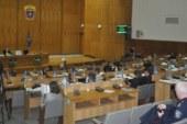 Тернопільська обласна рада з бюджетом і головою