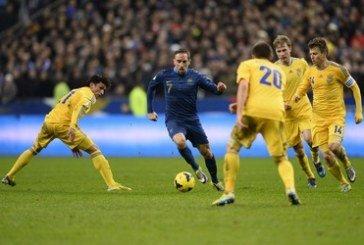 Франція – Україна – 3:0. Поки що без варіантів (ВІДЕО)