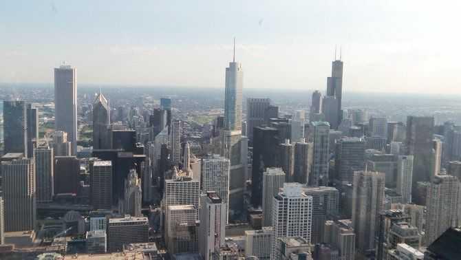Чикаго - Місто вітрів, гангстерів, хмарочосів