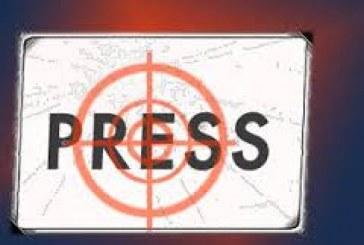 Україна – найгірше місце у Європі для роботи преси