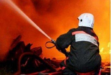 У Тернопільському районі вщент згоріла покрівля приватного будинку