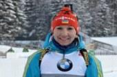 Біатлоністка з Тернопільщини Олена Підгрушна не збирається йти з великого спорту