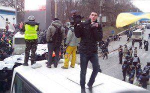 За час протестів в Україні постраждали 136 журналістів