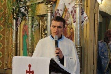 У Присівцях священик популяризує спорт