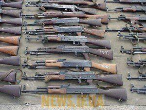 Зброю  з обласного СБУ повернули в Тернопіль