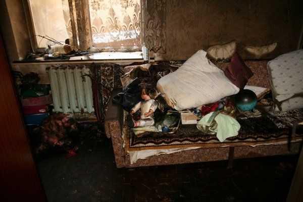 Під час пожежі в центрі Тернополя загинув чоловік