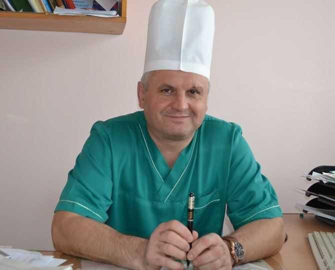 Хірург, до якого їдуть зі всієї області