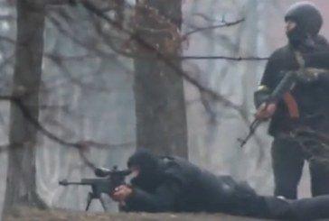 Майданівців розстрілювали кримські снайпери з внутрішніх військ
