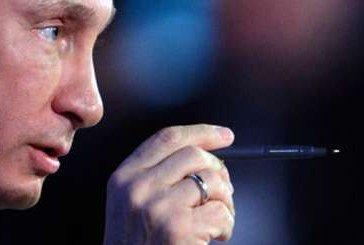 Путін готує наступ на Донбасі?