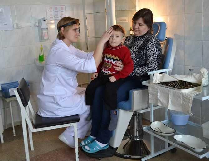 Тернопільські діти отримали допомогу від німецьких благодійників