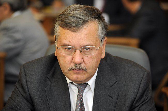 Анатолій Гриценко: «Стабілізація ситуації у східних регіонах залежить від ключових гравців – Путіна, Ахметова та Тимошенко»