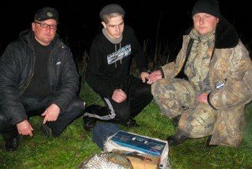 Браконьєри з електровудками «нарибалили» на Тернопільщині на 40 тис. грн.