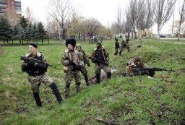 Серед терористів у Слов'янську помічені чеченські бойовики
