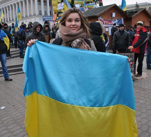 Тернополянка Марія НІКОЛАЙЧУК: «Не я була потрібна Майдану - Майдан був потрібний мені»