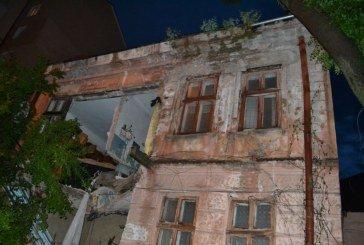 У центрі Тернополя обвалився будинок: без даху над головою залишилися три сім'ї