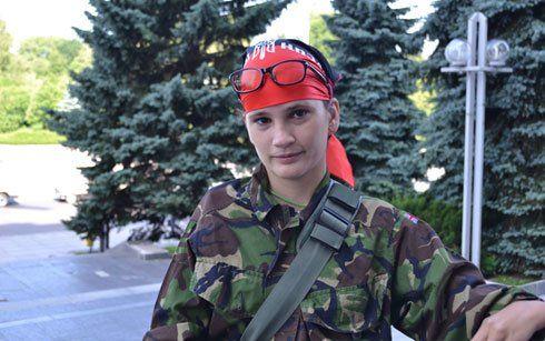 Ліза Шапошник оселилася в Тернополі