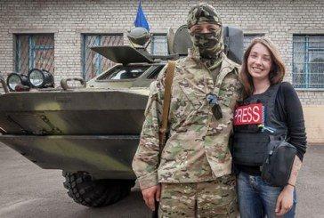 Волонтерка з Тернопільщини розповідає світові правду про Україну