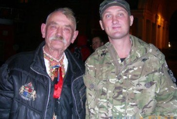 Тернопільський «айдарівець» з Майдану: життя у двох вимірах