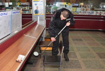 Відділення «Укрпошти» в Тернополі «замінували» з Луганщини