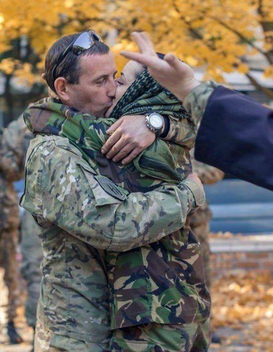 Одруження в перерві між боями: у Тернополі – весільний бум серед воїнів АТО