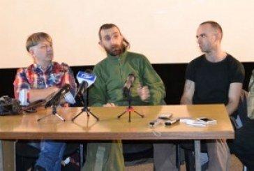 Фільм про українських героїв презентували у Тернополі