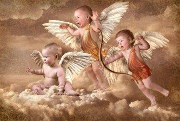 Коли ангели стають на коліна