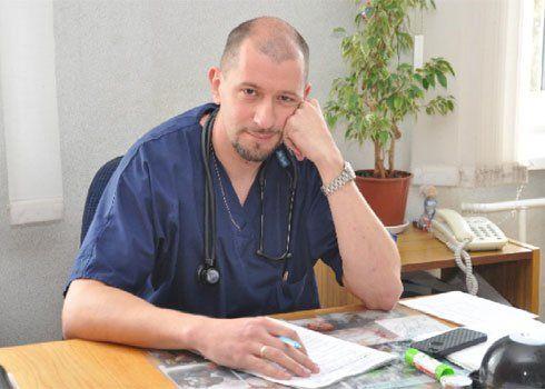 «Хірург» з Тернополя: « На війні ми не лікуємо хворих, а рятуємо життя бійців»