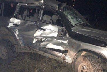 Біля Тернополя електричка зіткнулася з позашляховиком