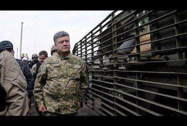 Війна і мир Петра Порошенка