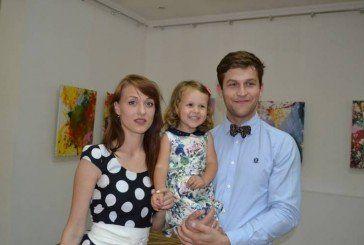 Тернополяни можуть побачити яскраві емоції наймолодшої художниці України