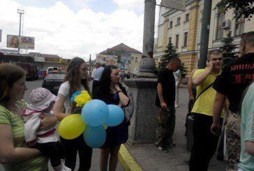 Тернопільські бійці щасливі, що повернулися додому (ФОТОРЕПОРТАЖ)