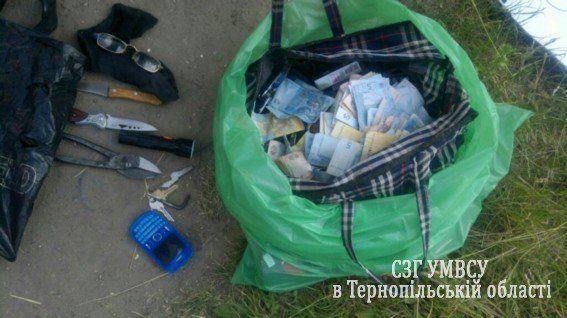 У Тернополі держохоронці впіймали магазинного злодія (ФОТО)