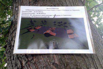 Тернопіль матиме екстрим-парк (ФОТО)