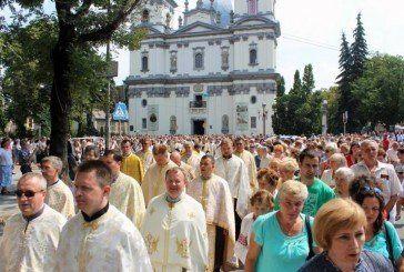 У Тернополі відбулася багатотисячна молитовна хода (ФОТОРЕПОРТАЖ)