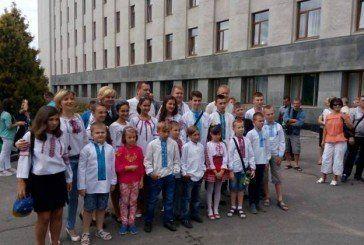 20 дітей учасників АТО з Тернопільщини поїхали відпочивати у Литву (ФОТО)